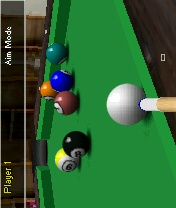Virtual Pool Mobile 3D [SIS] - Symbian OS 6/7/8