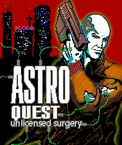 Astro Quest [SIS] - Symbian OS 6/7/8