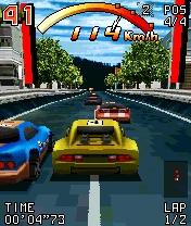 Raging Thunder 3D [SIS] - Symbian OS 6/7/8