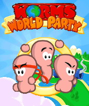 Worms World Party [SIS] - Symbian OS 7/8