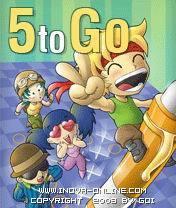 Jatis 5toGO [SIS] - Symbian OS 6/7/8