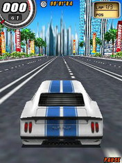 Global Race: Raging Thunder [SIS] - Symbian OS 7