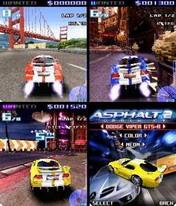 Asphalt Urban GT 2 3D EXTEND [SIS] - Symbian OS 6/7/8