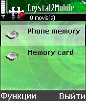 Crystal Mobile Player