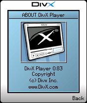 DivX Player 0.83