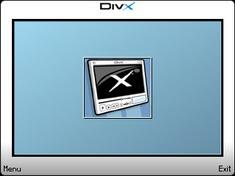 DivX Player 0.85 - Symbian OS 6/7/8