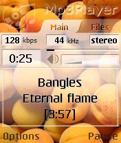Viking Mp3 Player 3.53 - Symbian OS 6/7/8