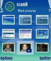 scanR 1.2 - Symbian OS 7/8