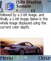 iSilo 5.01 - Symbian OS 6/7/8