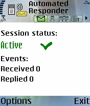 SMS Automated Responder 1.08