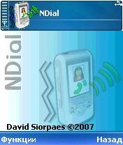 NDial 1.0 - Symbian OS 7/8