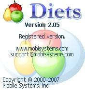 MobiSystems Diets 2.05 - Symbian OS 7/8