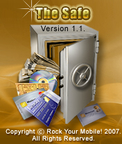 The Safe 1.10 - Symbian OS 7/8