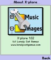 X-plore 1.02 - Symbian OS 6/7/8