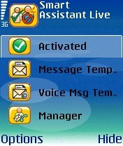 Smart Assistant Live 2.0 - Symbian OS 6/7/8