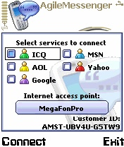 AgileMessenger 3.75