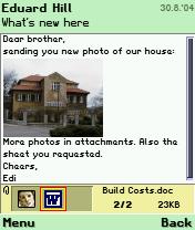 ProfiMail 2.60 - Symbian OS 6/7/8
