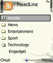 Head Line 1.26 - Symbian OS 7/8