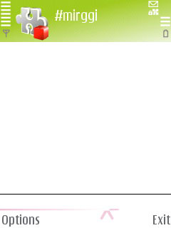 mIRGGI 0.4.95 - Symbian OS 6/7