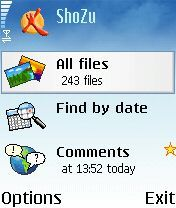 ShoZu 3.20 - Symbian OS 6/7/8