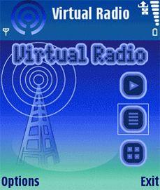 VirtualRadio 1.6.13 - Symbian OS 6/7/8
