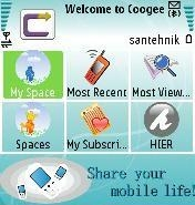 Coogee 1.01 - Symbian OS 9.1