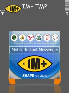 IMPlus TMP 6.01 Trial - Symbian OS 9.1