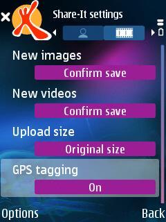 ShoZu 3.2 - Symbian OS 9.1