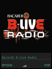 Bacardi Radio 2.71 - Symbian OS 9.1