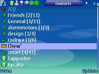 IMPlus 6.15 - Symbian OS 9.1