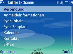 Mail for Exchange 2.1.0 - Symbian OS 9.1