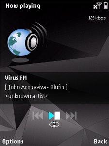 Nokia Internet Radio - Symbian OS 9.1