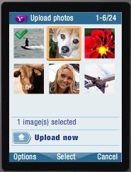 Yahoo! Go 2.0.71 - Symbian OS 9.1