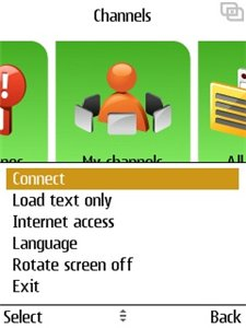 Channels Media Service 02.00.49.5 Beta 3 - Symbian OS 9.1