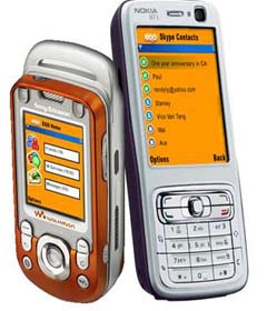 EQO Instant Messenger - Symbian OS 9.1