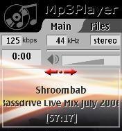Viking Informatics MP3 Player 3.54b - Symbian OS 9.1