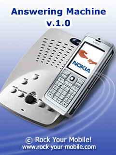 Answering Machine 1.0 - Symbian OS 9.1