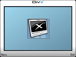 DivX Player 0.86 - Symbian OS 9.1