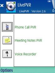 LivePVR 2.71 Rus - Symbian OS 9.1