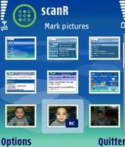 ScanR 1.0 - Symbian OS 9.1