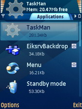 Best TaskMan Full 1.0 - Symbian OS 9.1