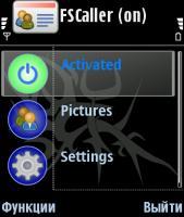 FSCaller 2.0 - Symbian OS 9.1