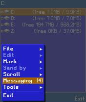LCG X-plore 0.93 - Symbian OS 9.1