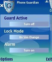 Guardian 1.0 - Symbian OS 9.1