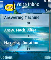Voice Inbox 1.0 - Symbian OS 9.1