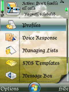 Mobisophy PhonePilot 2.0 - Symbian OS 9.1