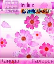 Art Flower Pink