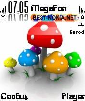 Fly Agaric @ Piciar - Symbian OS 7/8