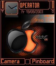 Orange Mac - Symbian OS 7/8