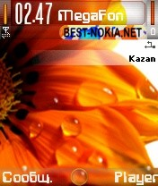 Orange by Kutlubey - Symbian OS 6/7/8